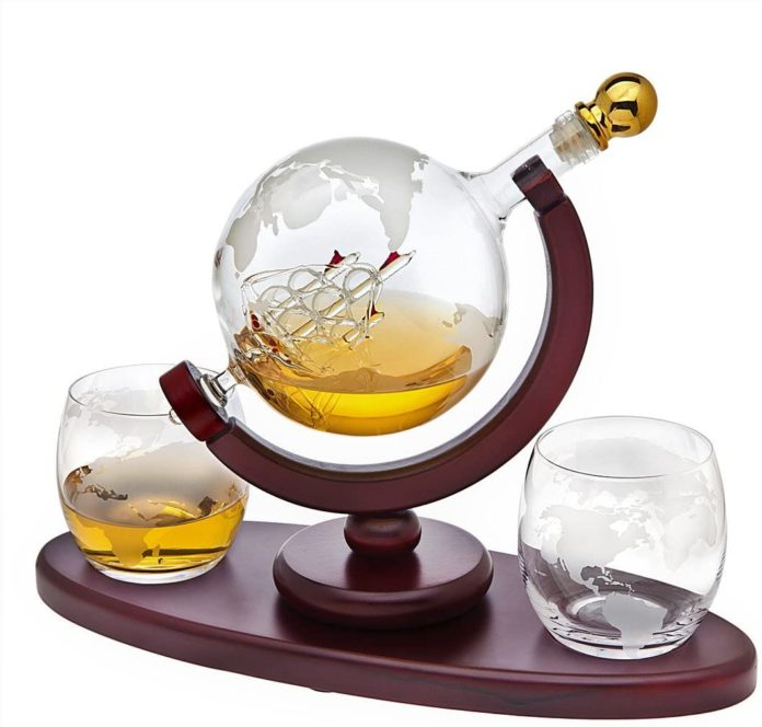 Globe Glass Set